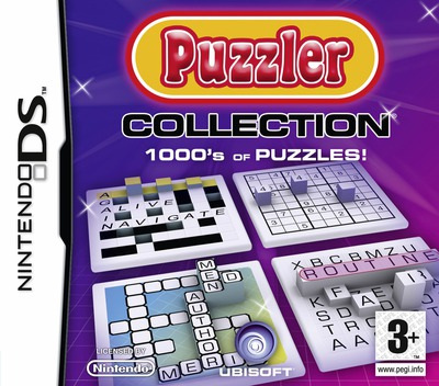 Puzzler Collection DS coverM (CPCP)