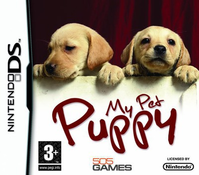 My Pet Puppy DS coverM (CPHP)