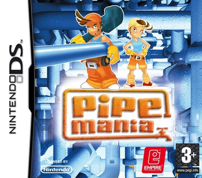 Pipe Mania DS coverM (CPMP)