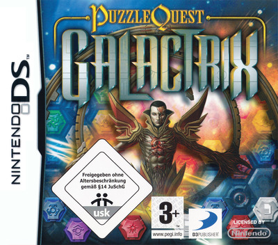 Puzzle Quest - Galactrix DS coverM (CPQP)