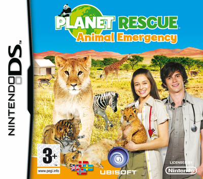 Planet Rescue - Animal Emergency DS coverM (CPVP)