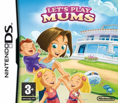 Let's Play Mums DS coverM (CQPP)