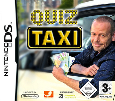 Quiz Taxi DS coverM (CQYD)