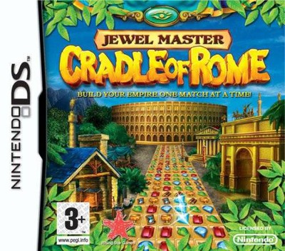 Jewel Master - Cradle of Rome DS coverM (CRAX)