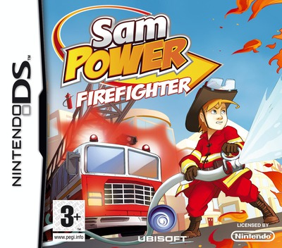 Sam Power - Firefighter DS coverM (CRCP)