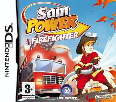 Jake Power - Firefighter DS coverM (CRCU)