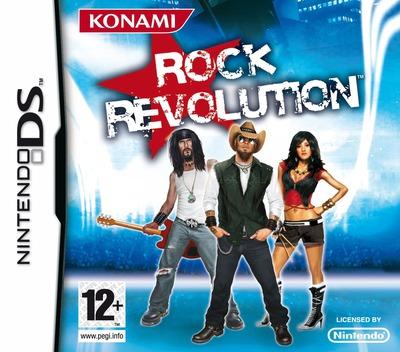 Rock Revolution DS coverM (CRKP)