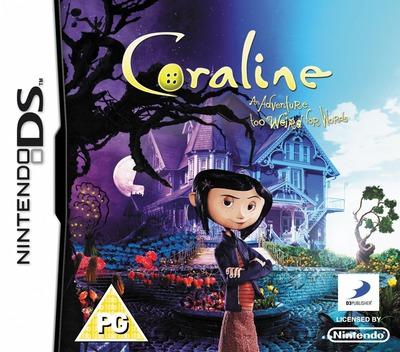 Coraline DS coverM (CRLP)