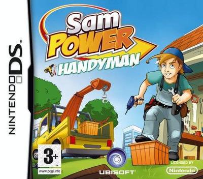 Sam Power - Handyman DS coverM (CRQP)