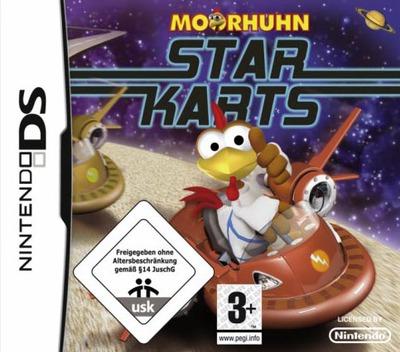 Moorhuhn - Star Karts DS coverM (CRYP)