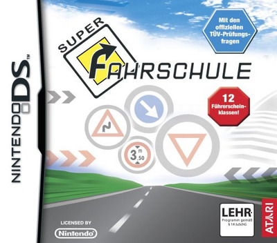 Super Fahrschule DS coverM (CSFD)