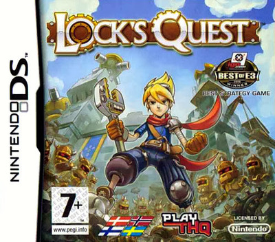 Lock's Quest DS coverM (CSPX)