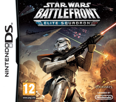 Star Wars - Battlefront - Elite Squadron DS coverM (CSWP)