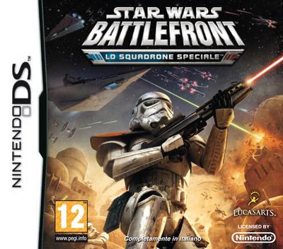Star Wars - Battlefront - Elite Squadron DS coverM (CSWX)