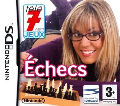 Télé 7 Jeux Inédits - Échecs DS coverM (CT7F)