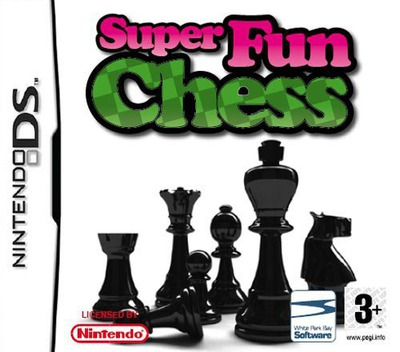 Super Fun Chess DS coverM (CT7P)