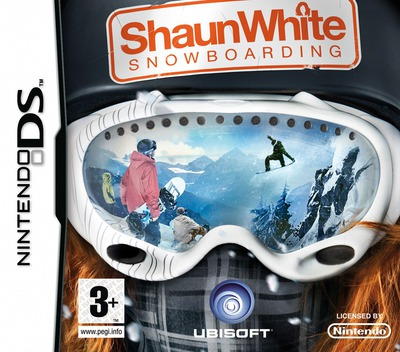 Shaun White Snowboarding DS coverM (CU3P)