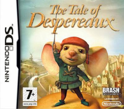 The Tale of Despereaux DS coverM (CUXP)