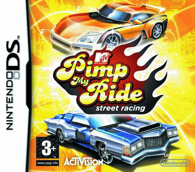 Pimp My Ride - Street Racing DS coverM (CUZP)