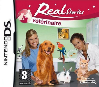 Real Stories - Veterinaire DS coverM (CVTF)