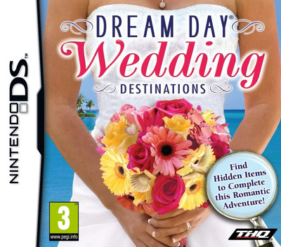 Dream Day - Wedding Destinations DS coverM (CWEP)