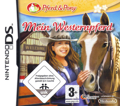 My Western Horse DS coverM (CWPP)