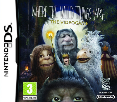 Where the Wild Things Are DS coverM (CWQP)