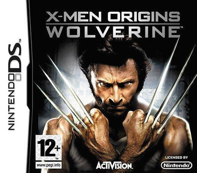X-Men Origins - Wolverine DS coverM (CWUP)