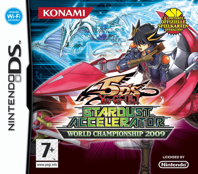 Yu-Gi-Oh! 5D's - Stardust Accelerator - World Championship 2009 DS coverM (CY8P)