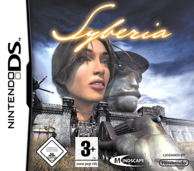 Syberia DS coverM (CYBP)