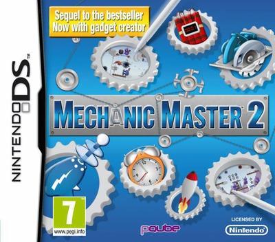 Mechanic Master 2 DS coverM (CZ2P)