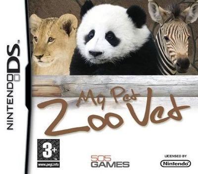 My Pet Zoo Vet DS coverM (CZVP)