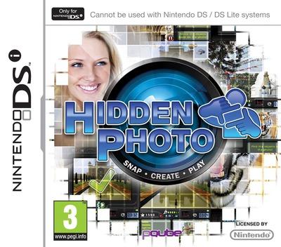 Hidden Photo DS coverM (DD3P)