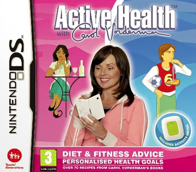 Active Health with Carol Vorderman DS coverM (IA8P)