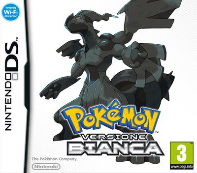 Pokémon - Versione Bianca DS coverM (IRAI)
