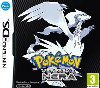 Pokémon - Versione Nera DS coverM (IRBI)