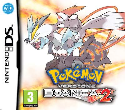 Pokémon - Versione Bianca 2 DS coverM (IRDI)