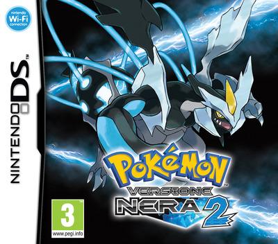 Pokémon - Versione Nera 2 DS coverM (IREI)
