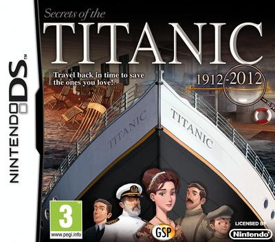 Secrets of the Titanic 1912-2012 DS coverM (TBBX)