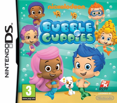 Bubble Guppies DS coverM (TBGP)