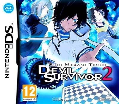 Shin Megami Tensei - Devil Survivor 2 DS coverM (TDVP)