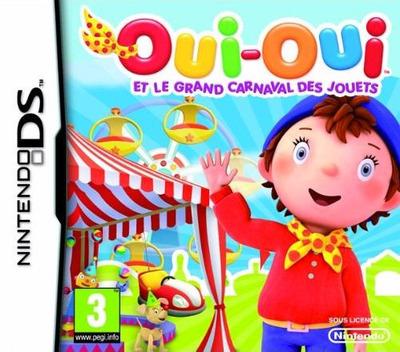 Oui-Oui et le Grand Carnaval des Jouets DS coverM (TGJF)
