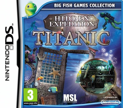 Hidden Expedition - Titanic DS coverM (THEP)