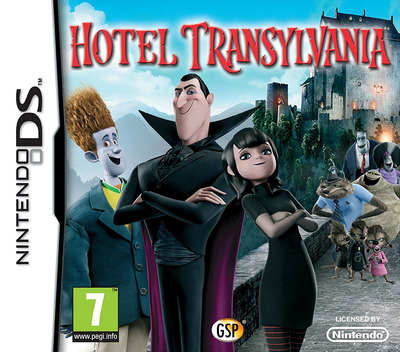 Hotel Transylvania DS coverM (THVY)