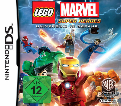 LEGO Marvel Super Heroes - Universum in Gefahr DS coverM (TLMD)