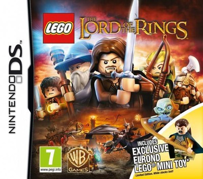 LEGO The Lord of the Rings DS coverM (TLRP)