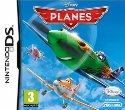 Disney Planes DS coverM (TPDP)