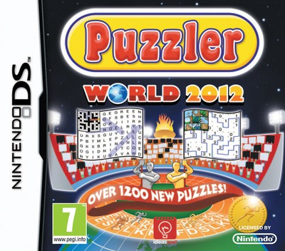Puzzler World 2012 DS coverM (TPWP)