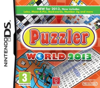 Puzzler World 2013 DS coverM (TPXP)