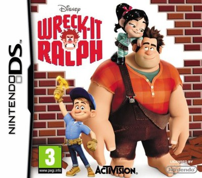 Wreck-It Ralph DS coverM (TRWP)